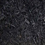 Our premium black dyed mulch. Great looking black dyed at an economy price.